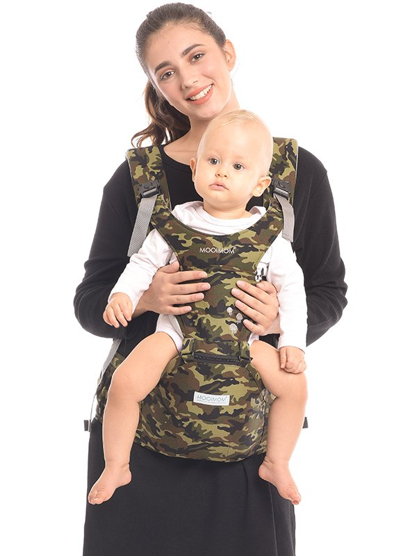 MOOIMOM Lightweight Hipseat Carrier Gendongan Bayi