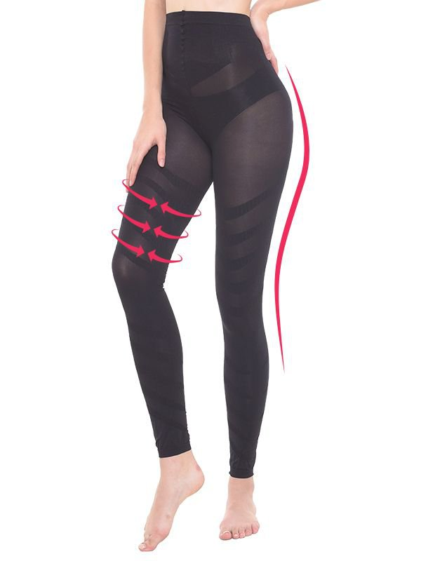 MOOIMOM High-Waist Shaping Tights