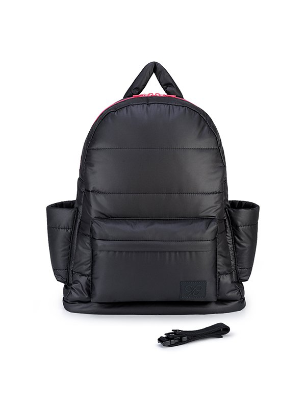 CIPU  Airy Backpack ECO Black Pink