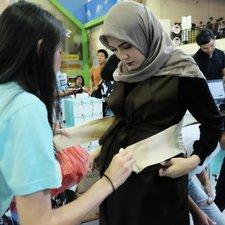 Sebelum membeli maternity belt, pastikan Moms sudah tahu cara penggunaan dan pastinya apakah sudah tepat untuk Moms ya ;-)