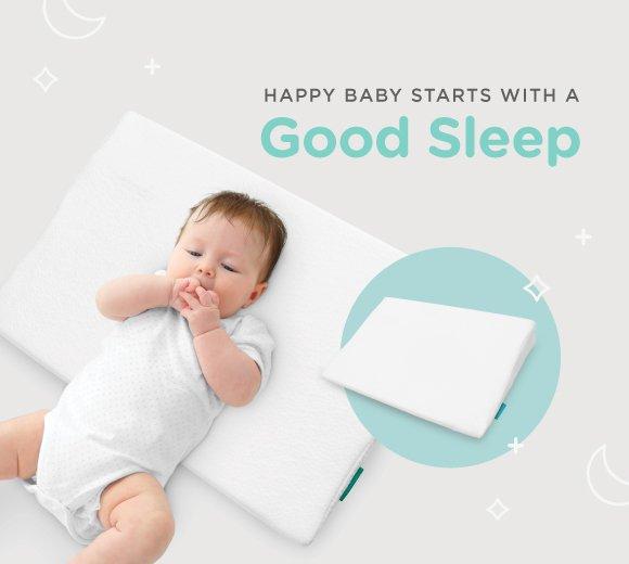 Bantal Bayi, Perlengkapan Bayi, Kebutuhan Bayi, Bantal bayi terbaik, Baby Pillow, Bantal bayi yang nyaman, Bantal, Bayi, Kebutuhan Bayi, Tips membuat bayi tidur nyenyak, Bantal Bayi Anti Gumoh