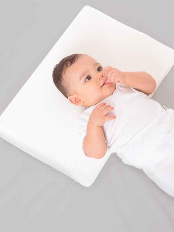 Sloped Pillow Bantal Bayi