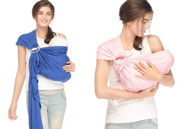 Tips Memilih Gendongan Baby Sling yang Tepat