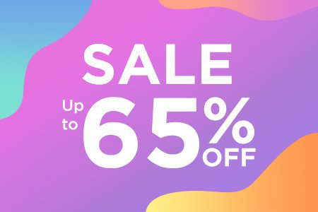 Clearance Sale up to 65% Promo Picture Mobile