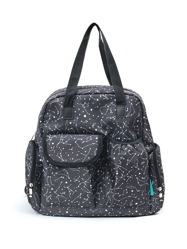 Mooimom 2-Ways Diaper Bag