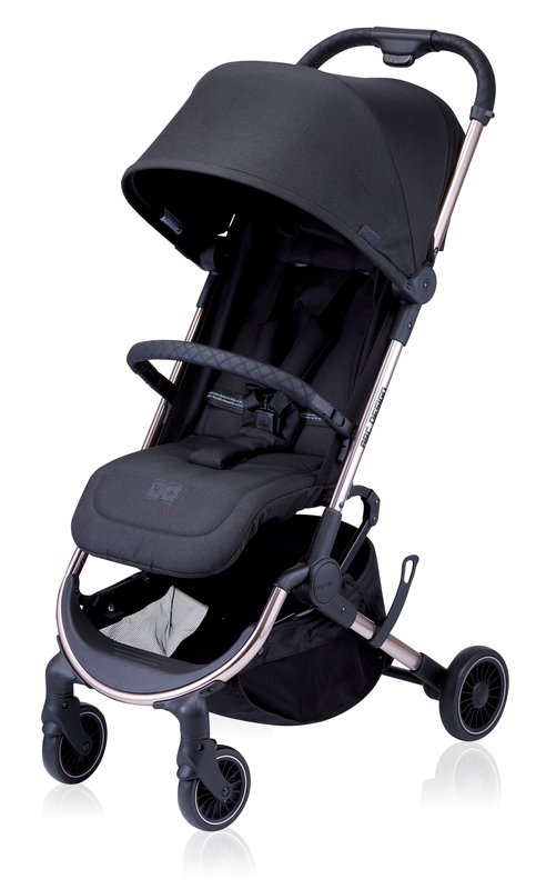 ABC Stroller Pupair - Rose Gold