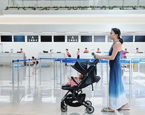 Tips Travelling Bersama Bayi Pertama Kali