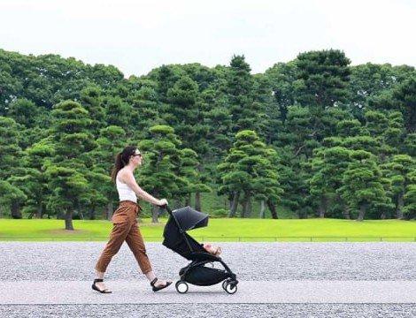 5 Fitur Stroller Yang Cocok Untuk Moms Masa Kini