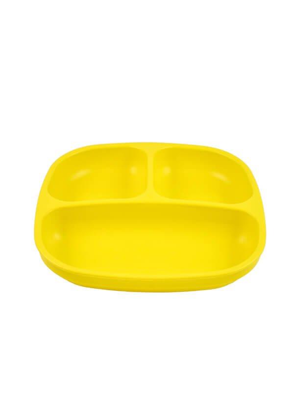 Re-Play Piring Makan Plastik Daur Ulang - Divided Plate