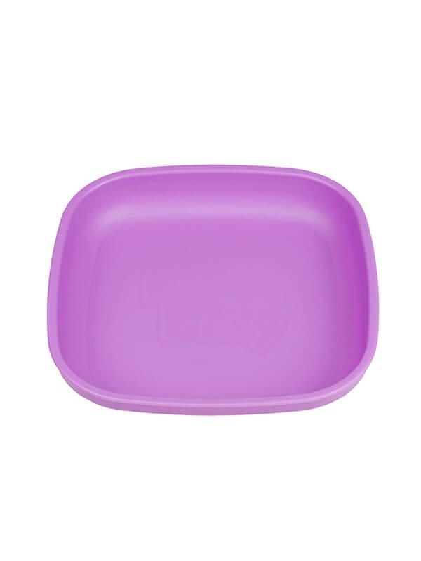 Re-Play Piring Makan Plastik Daur Ulang -7 Flat Plate