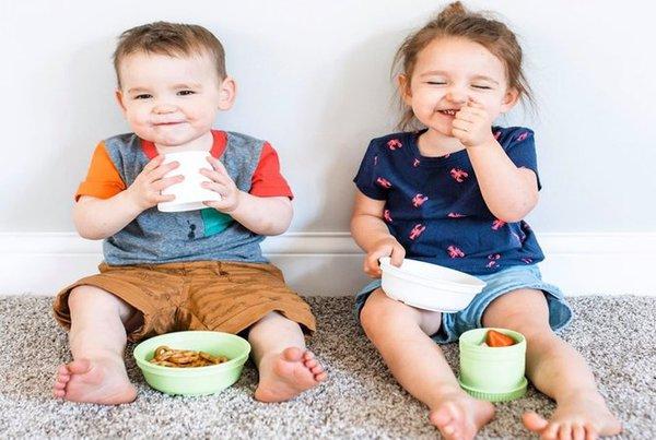 Moms, Kenali Warna yang Akan Meningkatkan Nafsu Makan Si Kecil