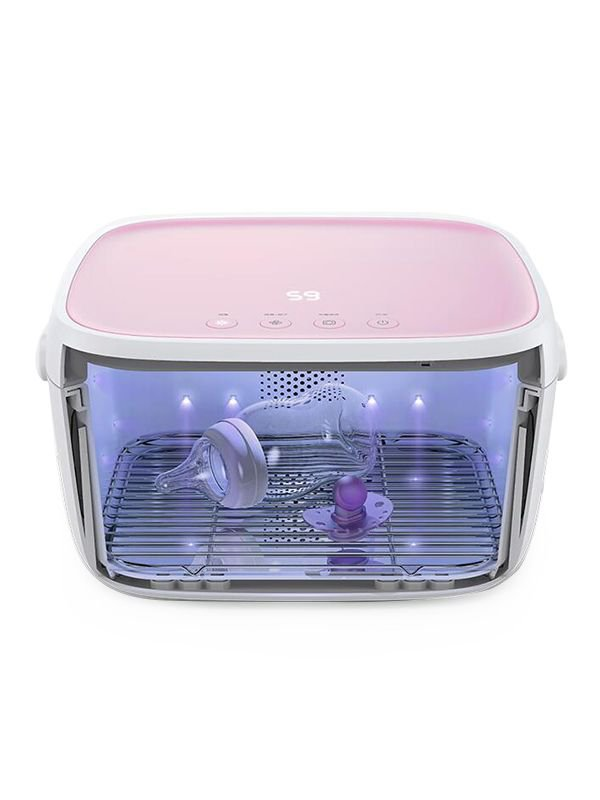 59s UVC LED Sterilizing Box (Built in Battery) / Boks Sterilizer Portable