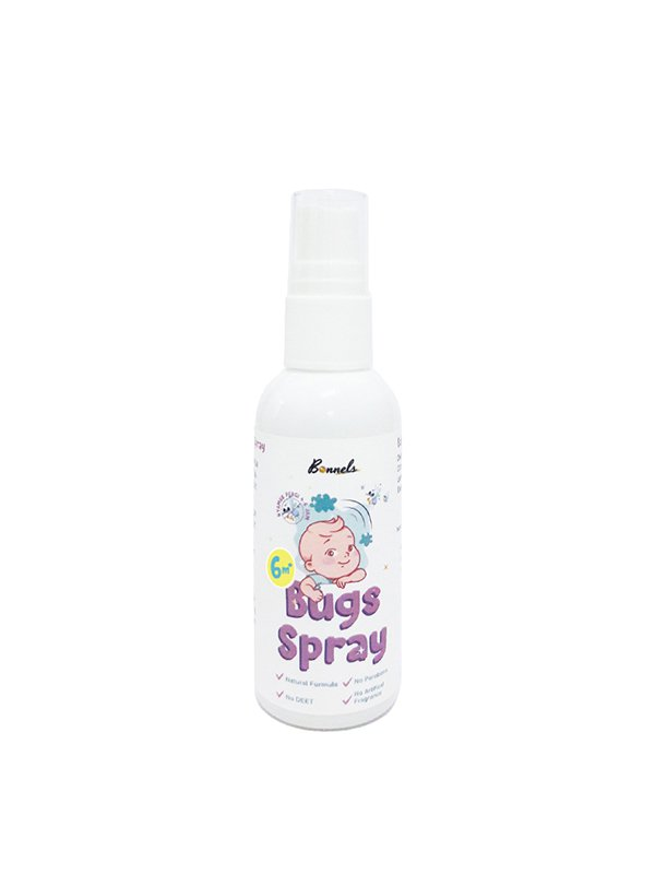 BONNELS Bugs Away Spray 60ml