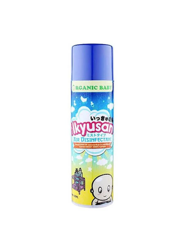 Ikyusan Air Disinfactant 300ml - Pensteril Udara Untuk Bayi