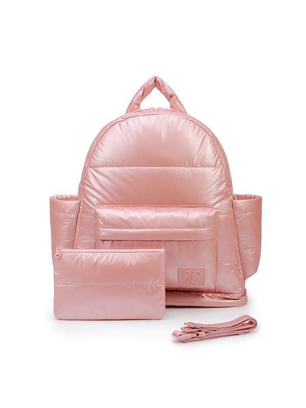 CIPU Airy Backpack Eco Rose Gold M