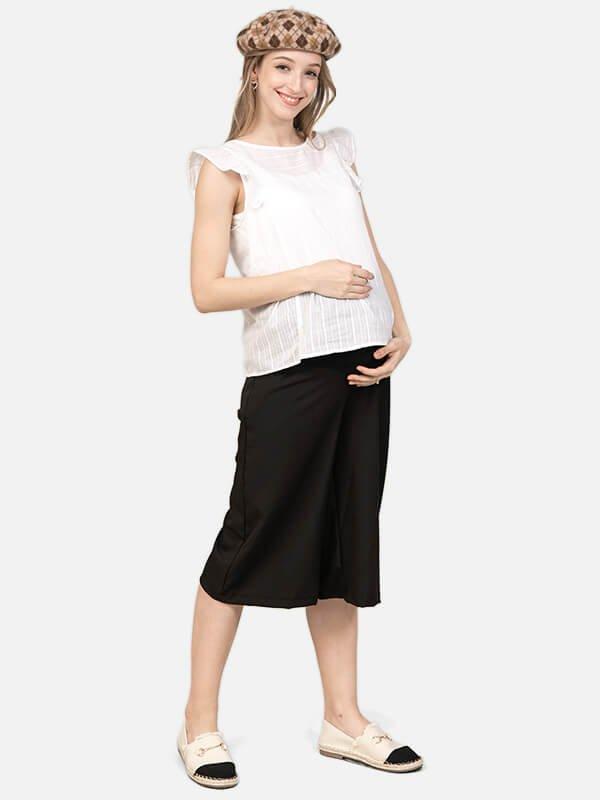 MOOIMOM Celana Hamil 7/8 Maternity Cullote