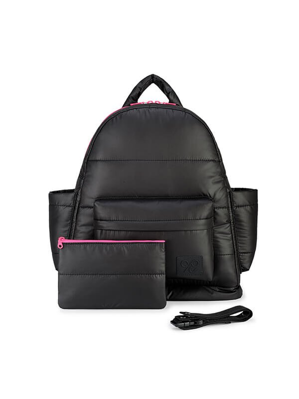 CIPU Airy Backpack ECO Black Pink M