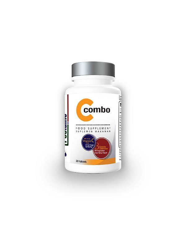 TREELAINS C 300mg Combo with B Complex and Echinacea 30 Tablet