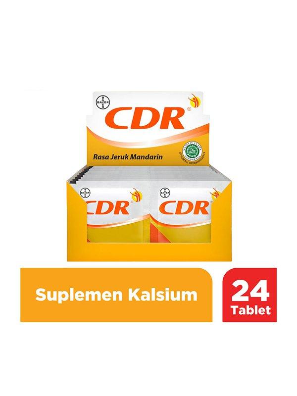 CDR Strip In Box