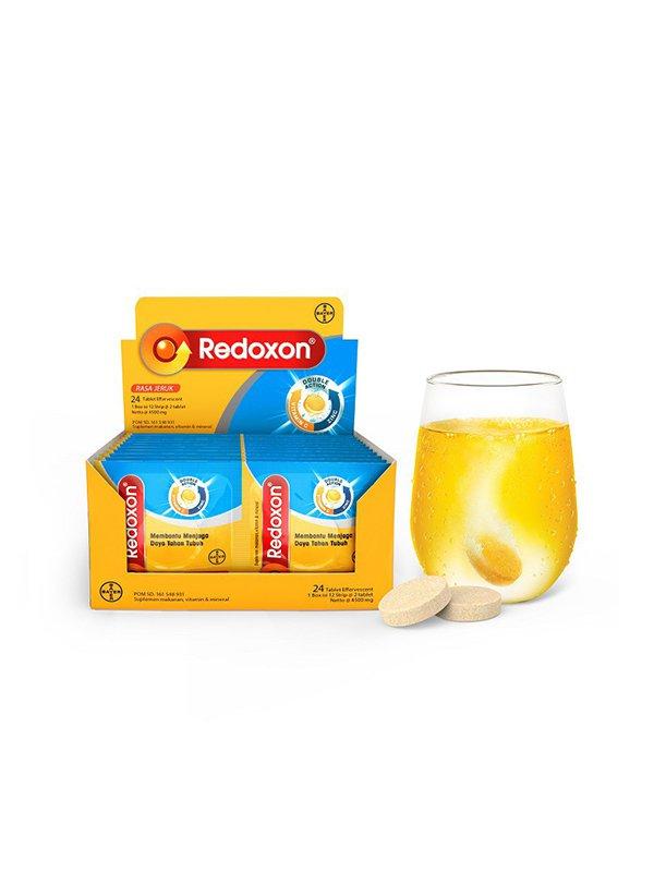 NEW REDOXON Strips In BOX 24 Tablet