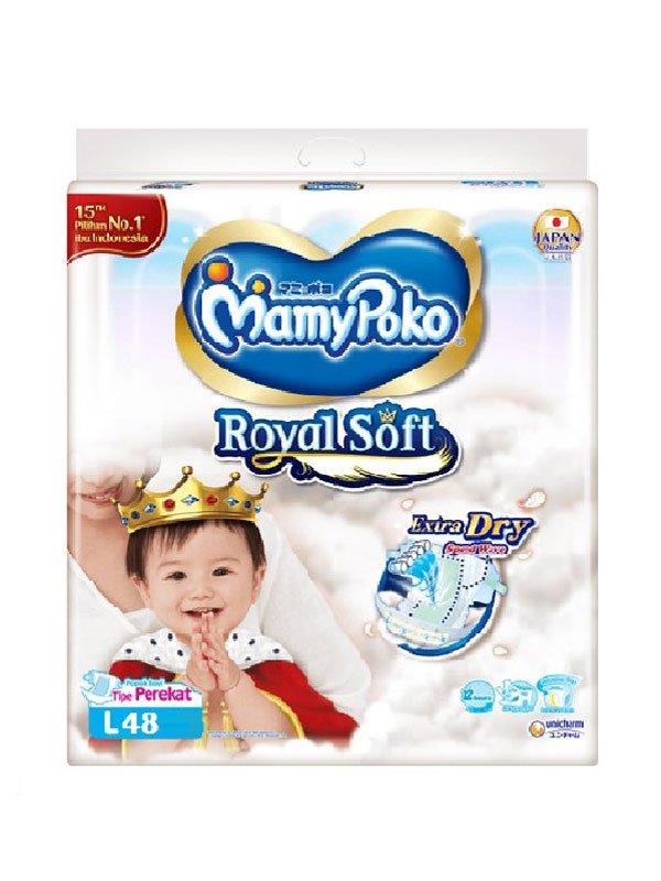 MAMYPOKO Pants Royal Soft L48