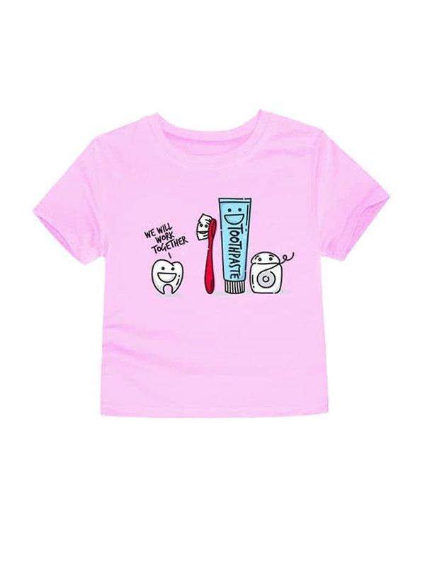 LITTLE FRESCO T-Shirt Anak Toothpaste