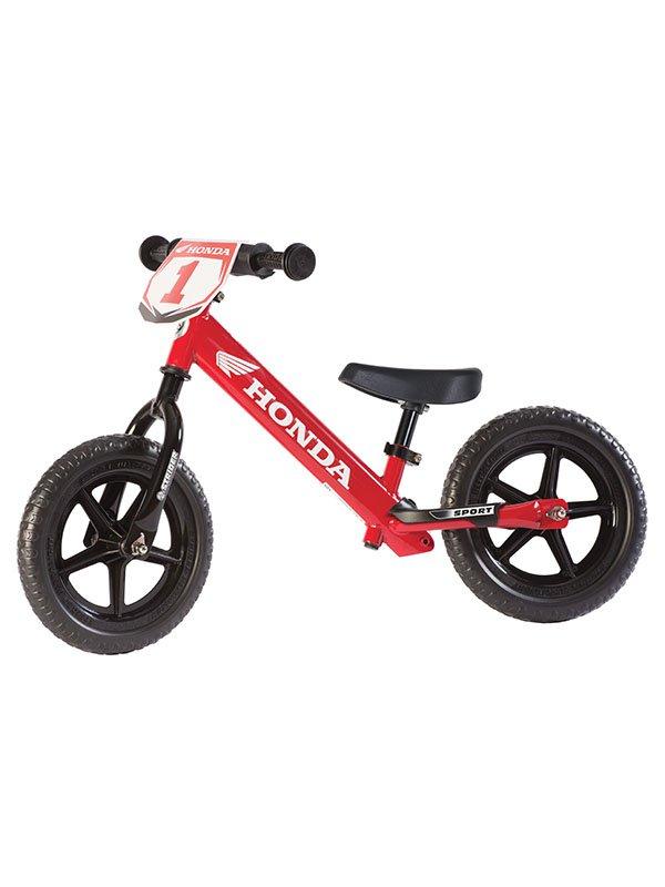 STRIDER BIKE 12 Sport Custom Honda Red - Sepeda Anak