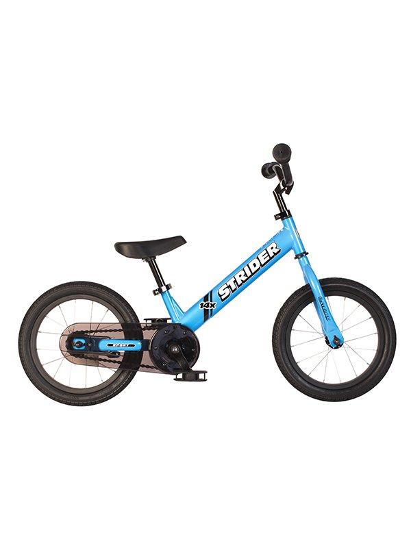 STRIDER BIKE 14X Sport Blue + Pedal Kit - Sepeda Anak