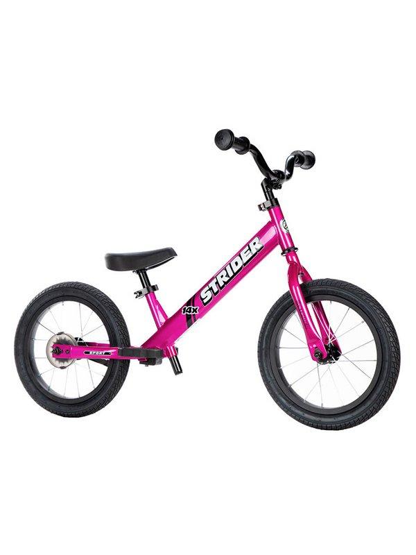 STRIDER BIKE 14X Sport Pink - Sepeda Anak
