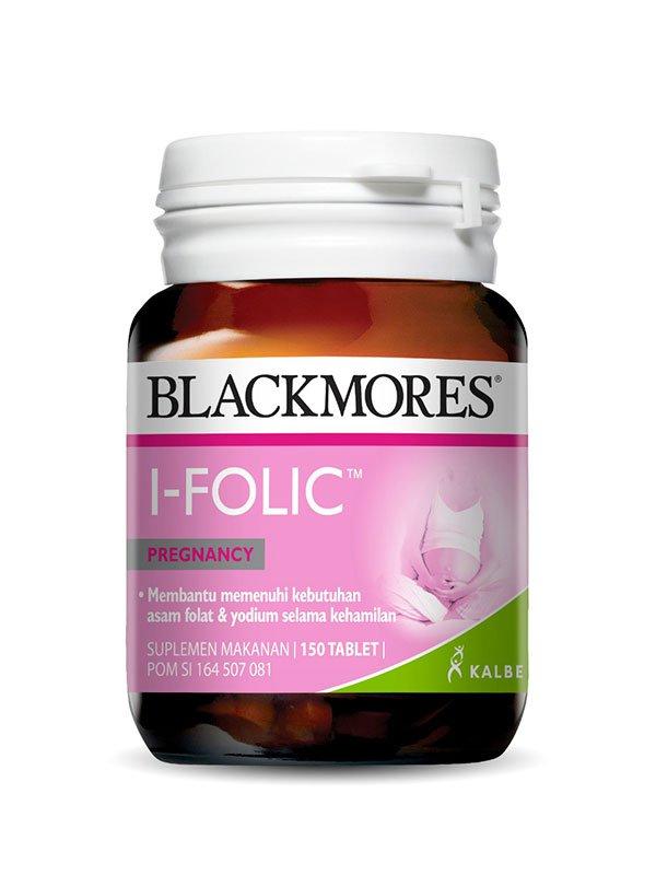 BLACKMORES I - Folic isi 150 Caps
