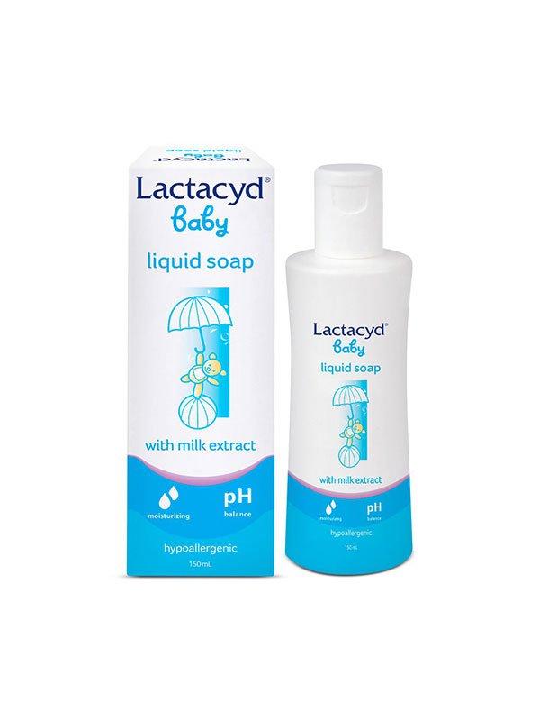 LACTACYD Baby Cleansing & Moisturizing Sabun Bayi 150 Ml