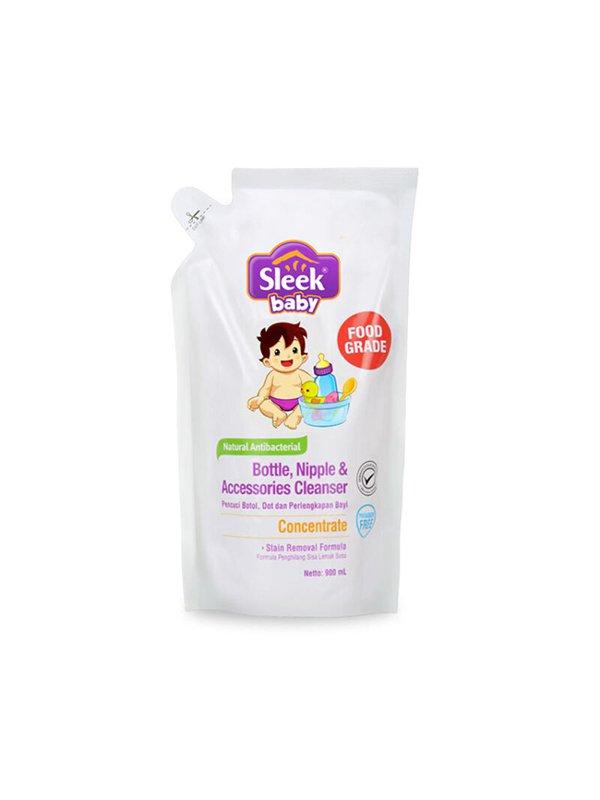 SLEEK Bottle Nipple & Baby Accessories Cleanser 900 ml