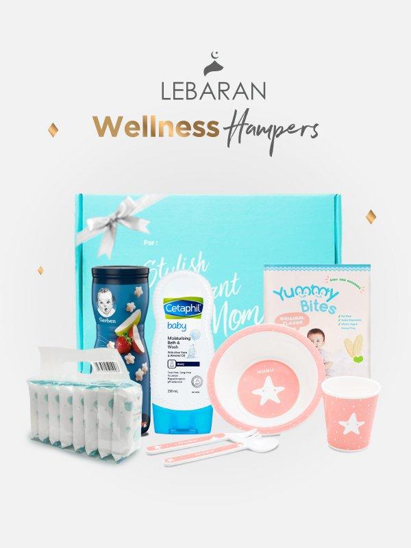 MOOIMOM Lebaran Wellness Hampers Set A