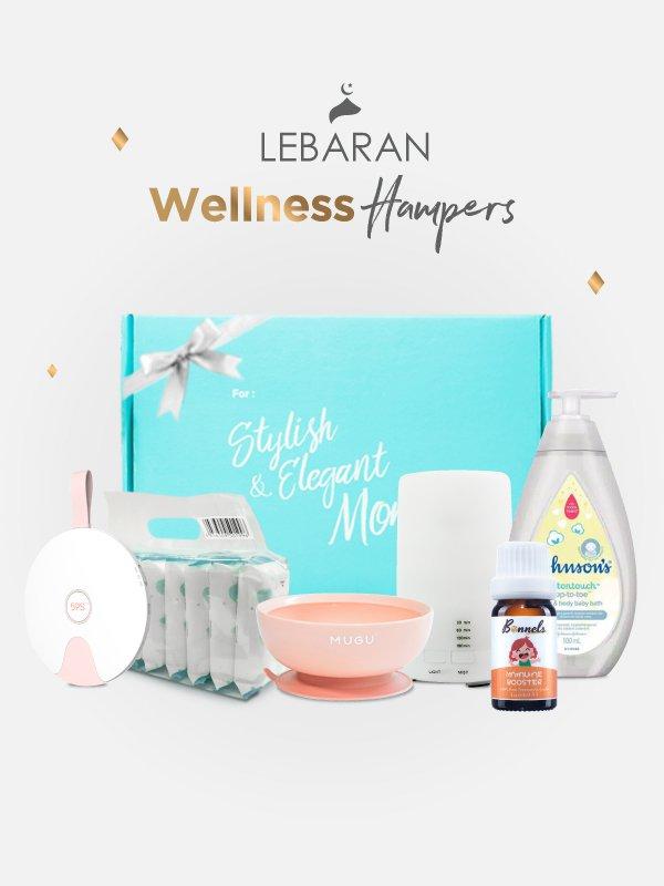 MOOIMOM Lebaran Wellness Hampers Set C