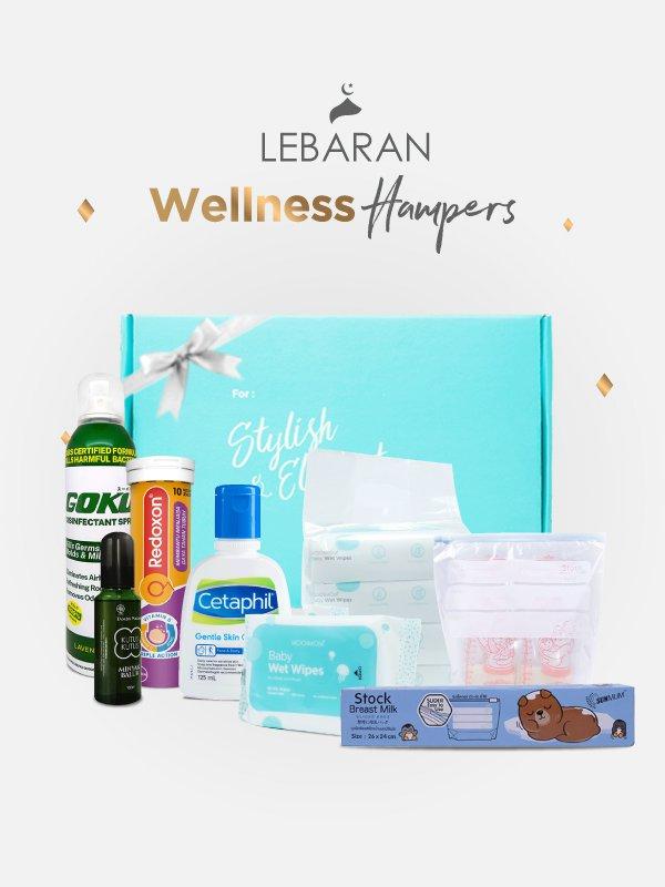 MOOIMOM Lebaran Wellness Hampers Set B