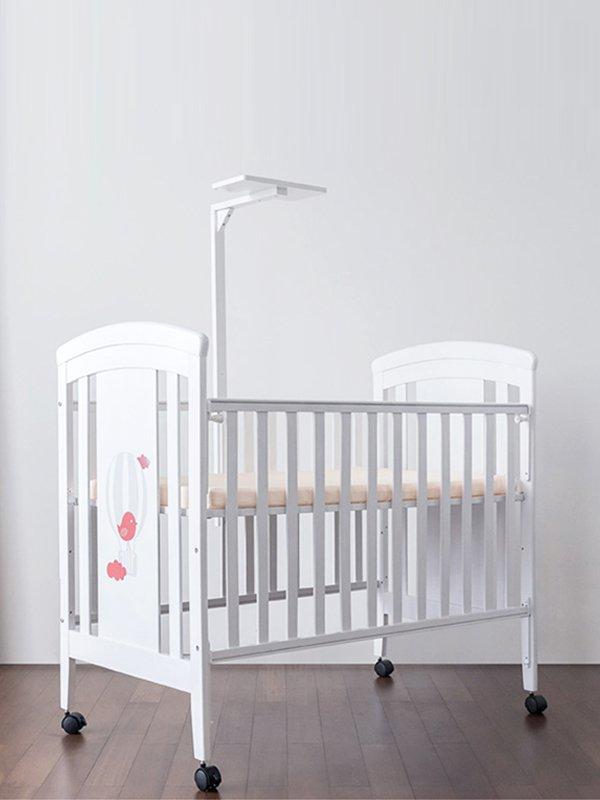 EQUI Baby Box Cloud 4 Way - Tempat Tidur Bayi