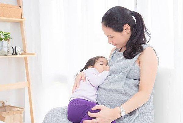 Perlukah Menyapih Anak ketika Hamil Lagi?