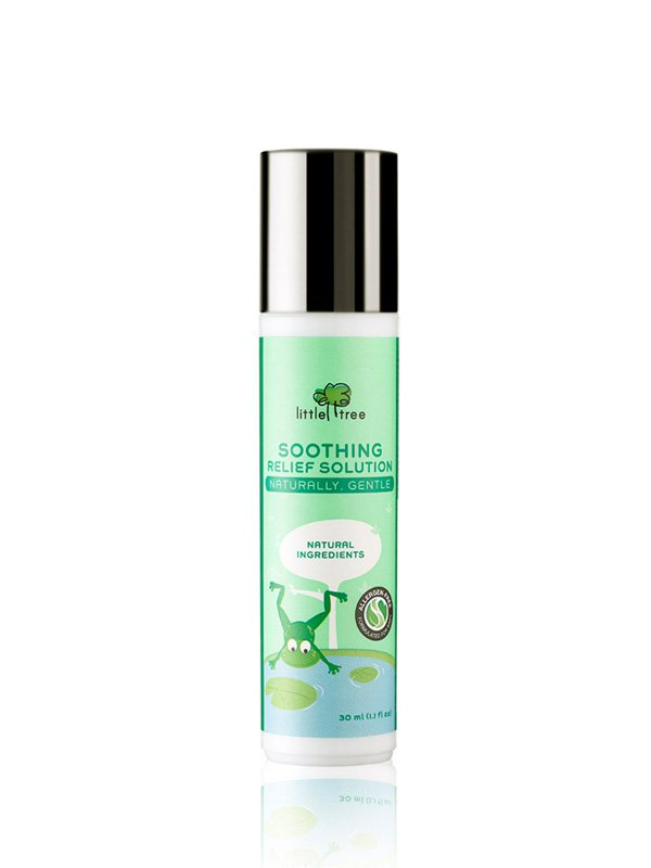Little Tree Soothing Relief Solution Roll On Solusi Gigitan Nyamuk Anak Bayi Exp Nov 2020