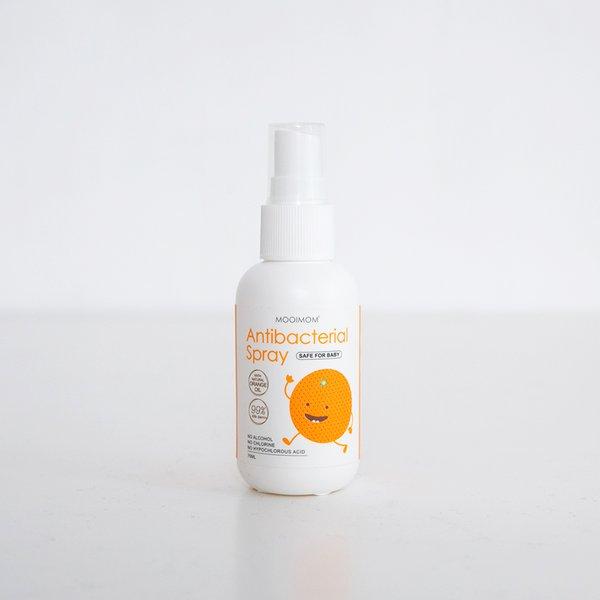 [OH MY ORANGE] Natural Antibacterial Spray 70ml- Pembersih Tangan Anak