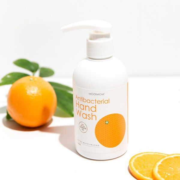 [OH MY ORANGE] Natural Antibacterial Hand Wash 300 ml - Sabun Cuci Tangan