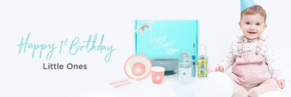 1st Birthday Gift Set Promo Picture