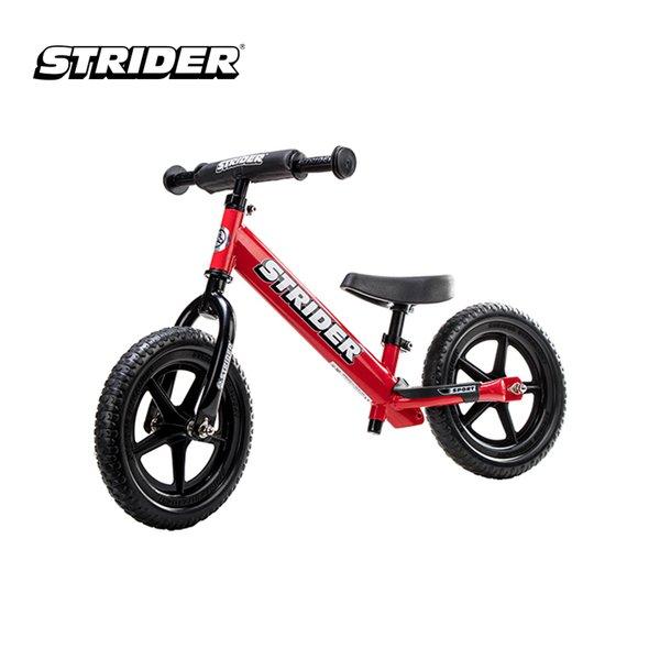 [STRIDER BIKE] 12 Sport Red - Sepeda Anak
