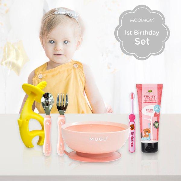 MOOIMOM First Baby Girl Birthday Gift C - Kado Ulang Tahun