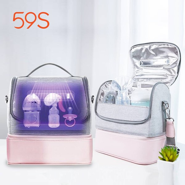 59s - UVC LED Sterilizing Mommy Bag / Tas Strerilizer Portable