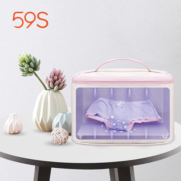 59S UVC LED Garment Sterilizing Bag / Tas Sterilisasi Pakaian