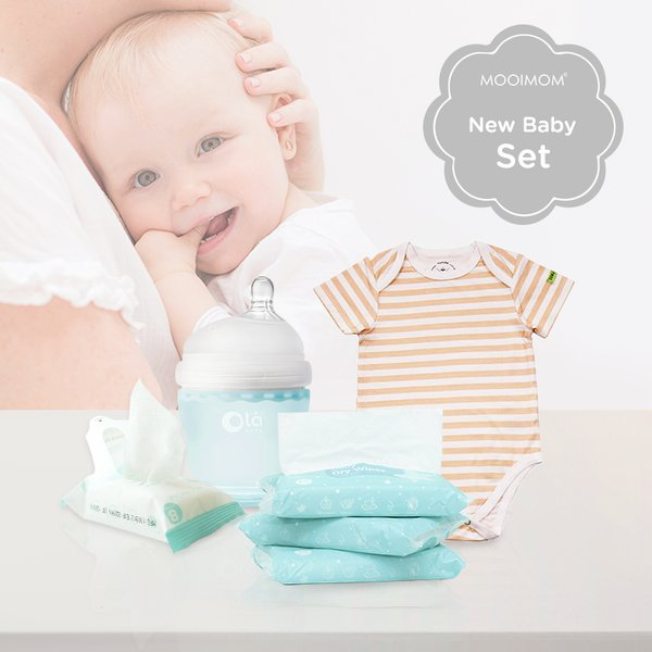 MOOIMOM Newborn Baby Boy Gift - Kado Melahirkan