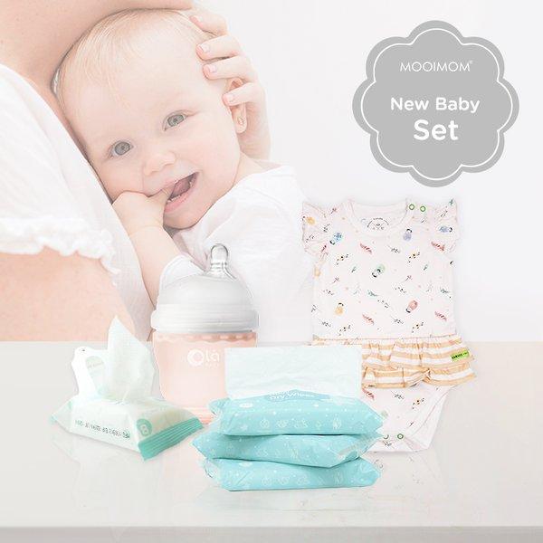MOOIMOM Newborn Baby Girl Gift - Kado Melahirkan