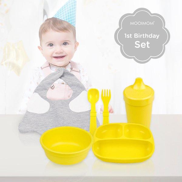 MOOIMOM First Baby Boy Birthday Gift B - Kado Ulang Tahun