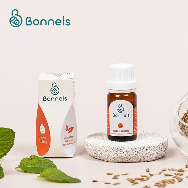 [BONNELS] Essential Oil Happy Tummy 10ml
