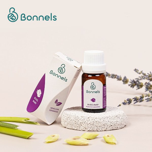 [BONNELS] Essential Oil Bugs Away  10ml